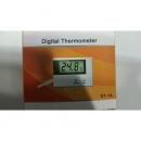 Digitales Thermometer, 9V, 1m Fühler